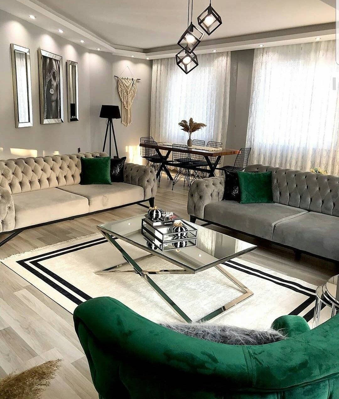 Pin By Yulaymi Lopez On استقبال In 2020 Luxury Living Room Living Room Decor Apartment Living Room Designs