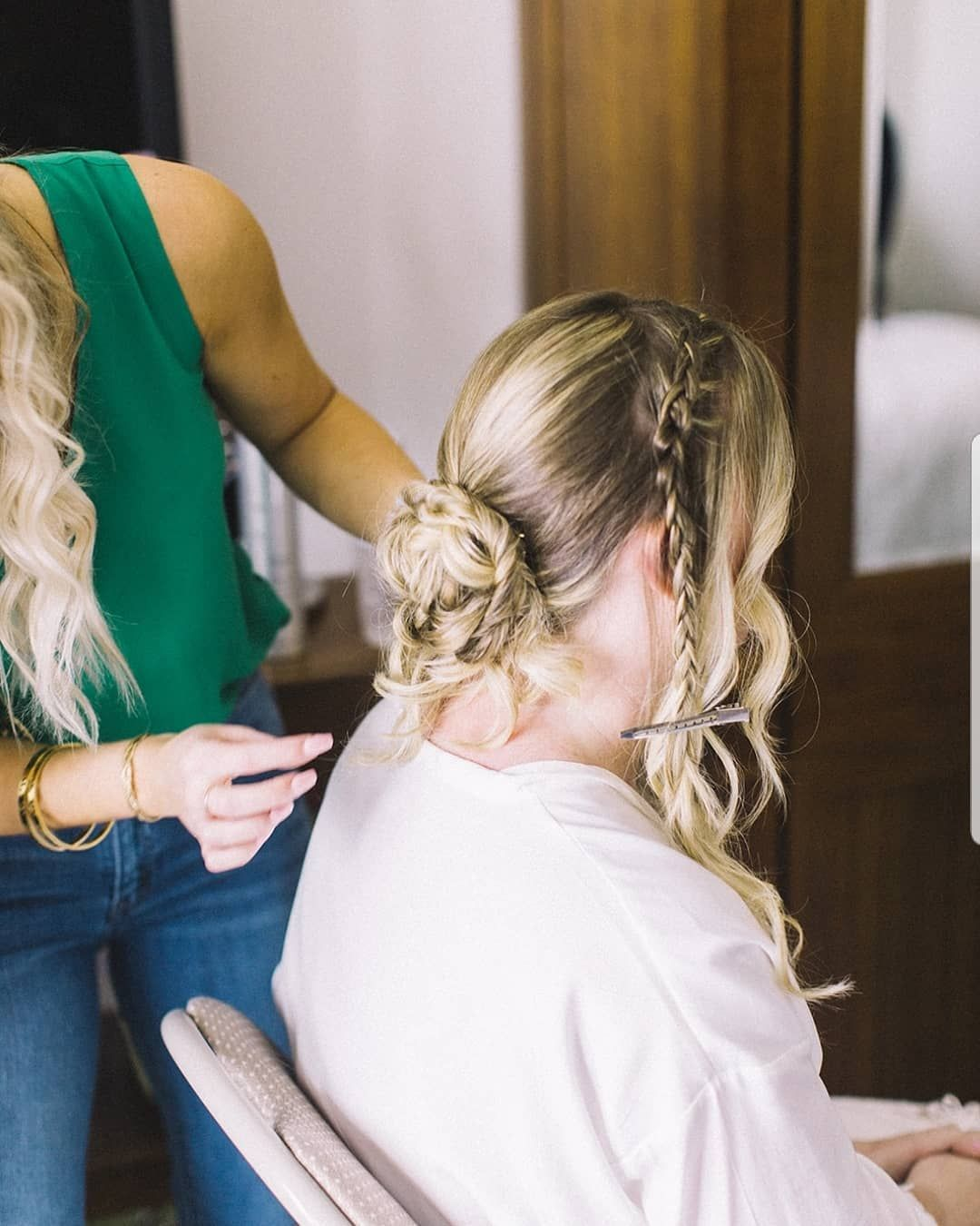 Funny Wedding Hairstyles