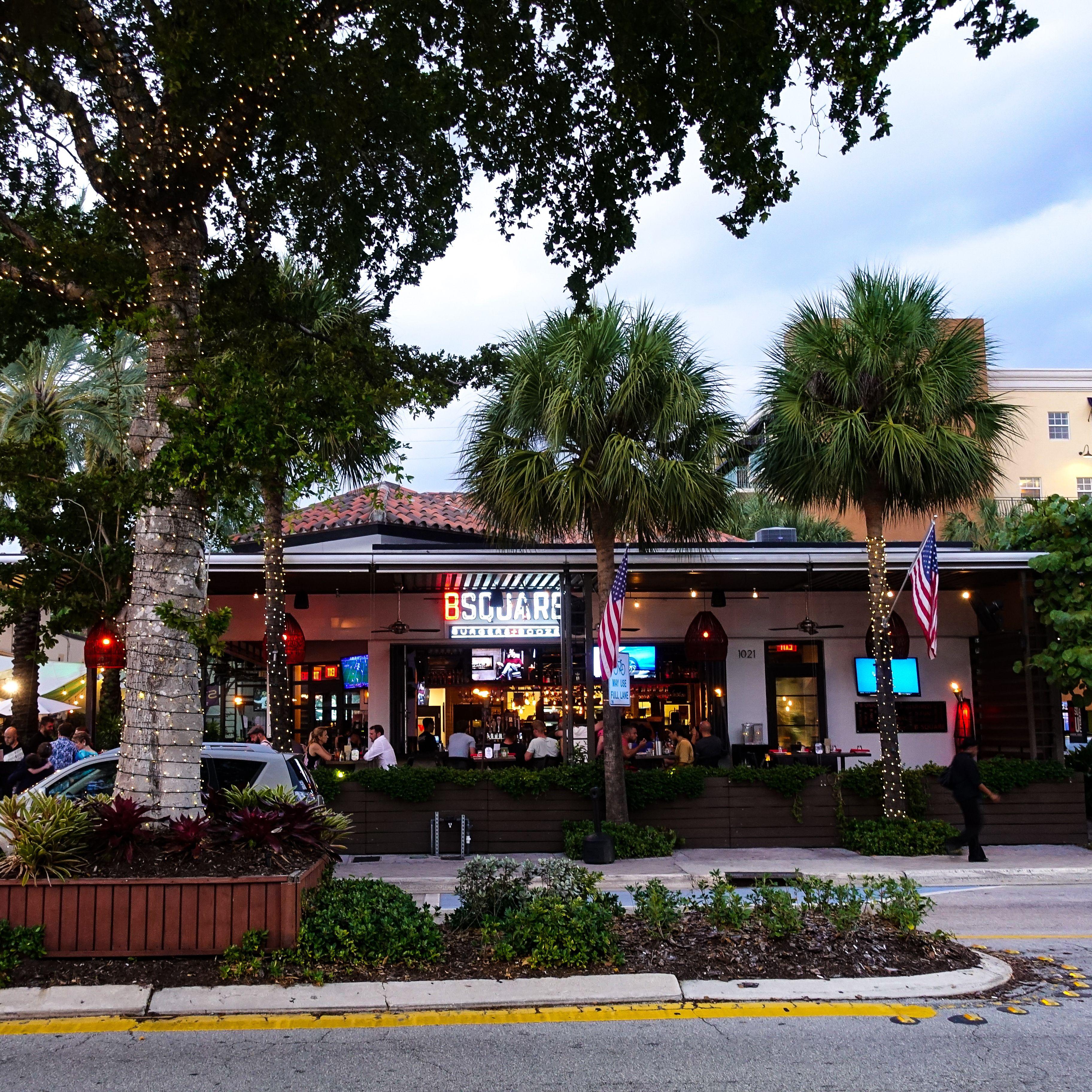 Las Olas Blvd Nice Outdoor Restaurants Great Place To