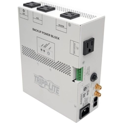 Tripp Lite Av550sc 550va Audio Video Backup Power Block Ups Power Structured Wiring Structured Cabling