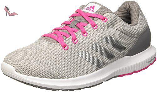 adidas Cosmic w - Chaussures de Course pour Femme, Gris,1/3, Taille: 37,1/3