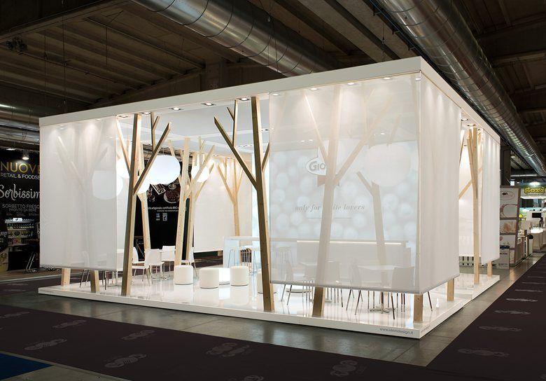 Exhibition, Parma, 2016 - Mina Ignazzi - progetto stand | Kiosk ...