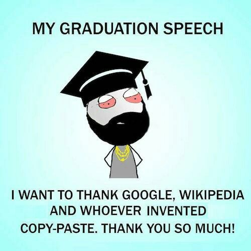 gratitude speech for graduation