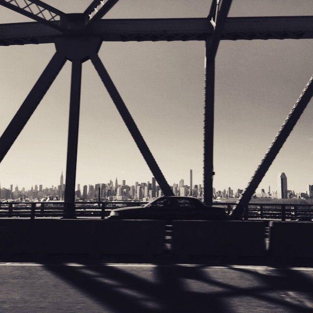 CLARENCE et JUDE / NY taken by Jordane Crantelle