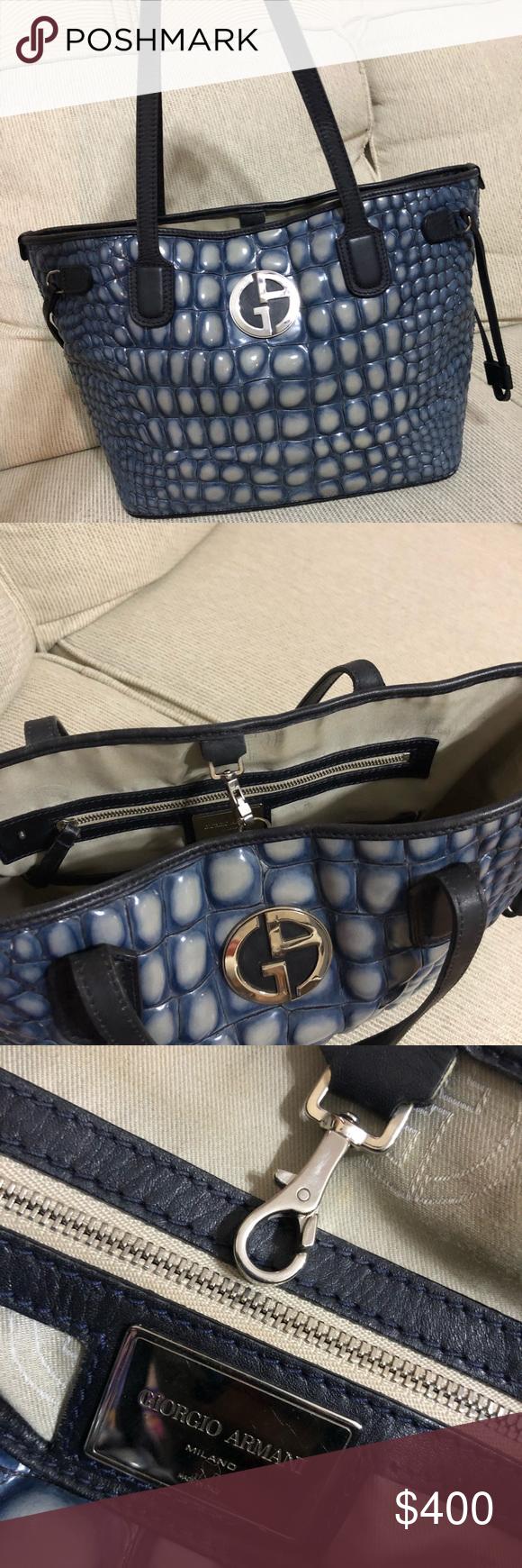 c8bf217b345 Armani bag Limited edition, Armani bag, made in Italy Giorgio Armani Bags  Shoulder Bags