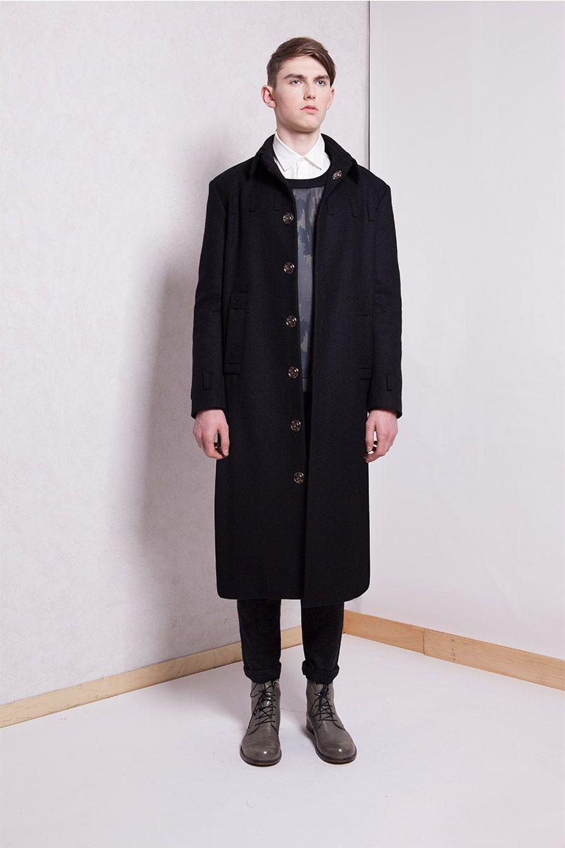 #Menswear #Trends Andrea Cammarosano Fall Winter 2015 Otoño Invierno #Tendencias #Moda Hombre    F.Y!