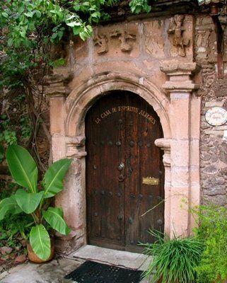 Jim & Carole de Mexico Adventure: Guanajuato Parte 5 - viejas haciendas de Marfil