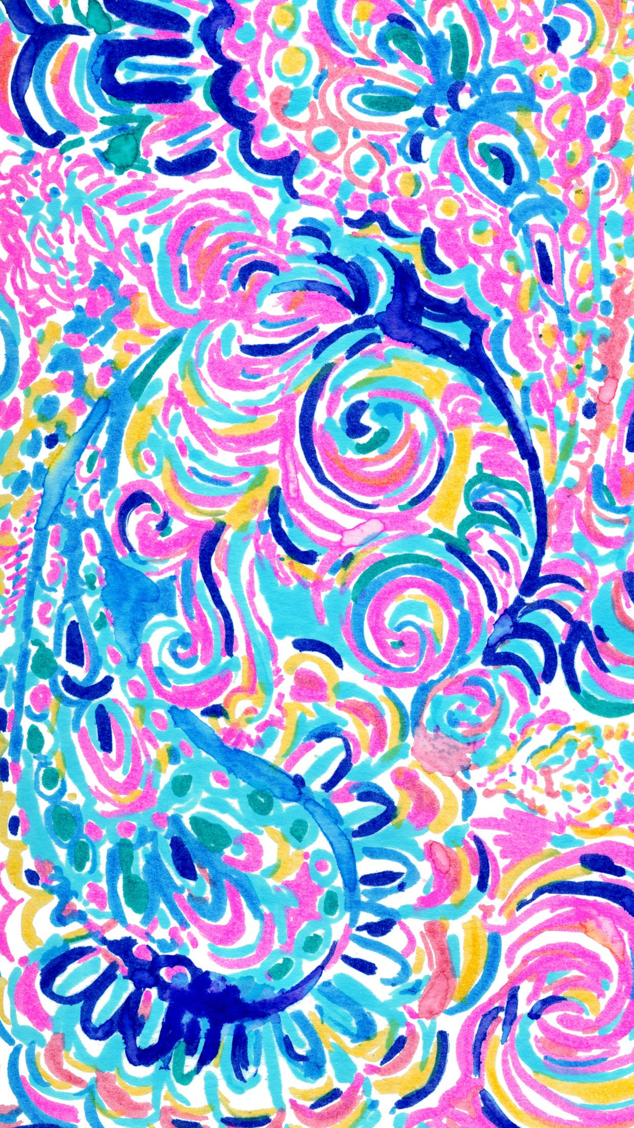 Psychedelic Sunshine - summer 2016 | Lilly Prints ...