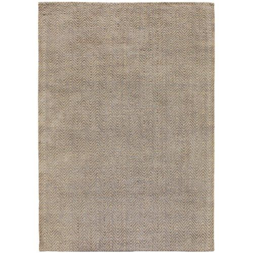 Alfreda Handwoven Silver Rug Laurel Foundry Rug Size Rectangle 100 X 150cm Silver Rug