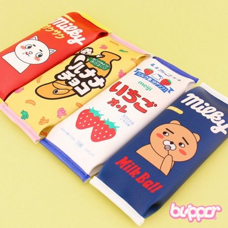 Kawaii Japanese Candy Package Pencil Case Japanese Candy Packaging Japanese Candy Japanese Packaging