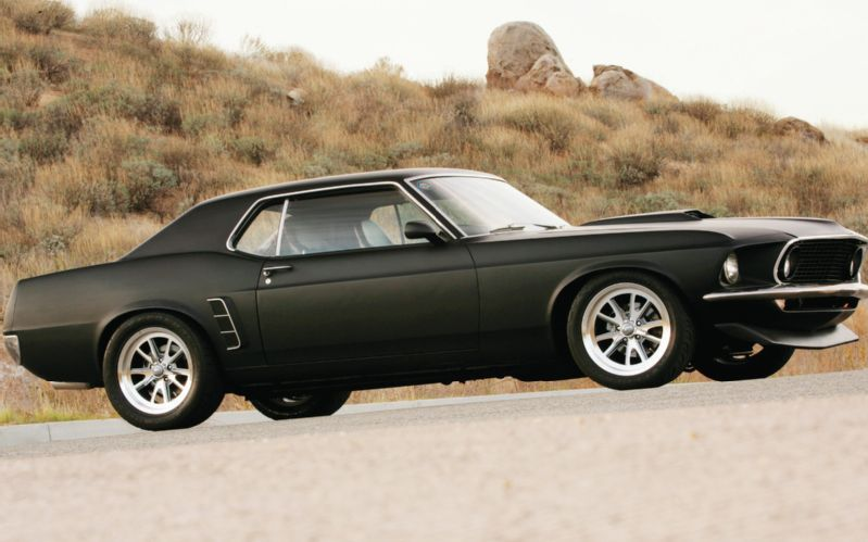 1969 Ford Mustang Coupe Photo 9 Autos Deportivos De Lujo Ford
