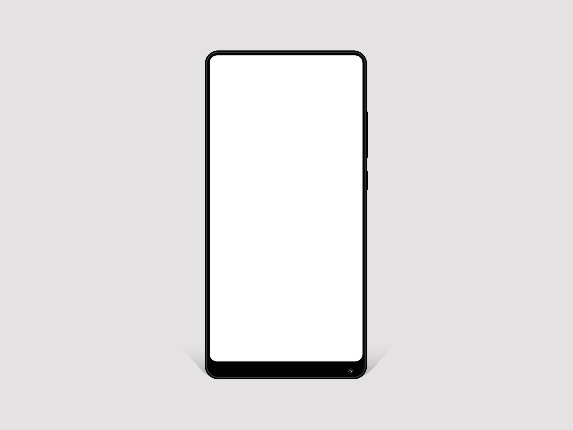 Download Xiaomi Mi Mix 2 Mockup White Picture Frames Xiaomi Mockup