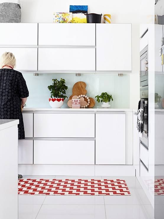 Distribuci n de los muebles de cocina cocina kitchen for Distribucion de muebles de cocina