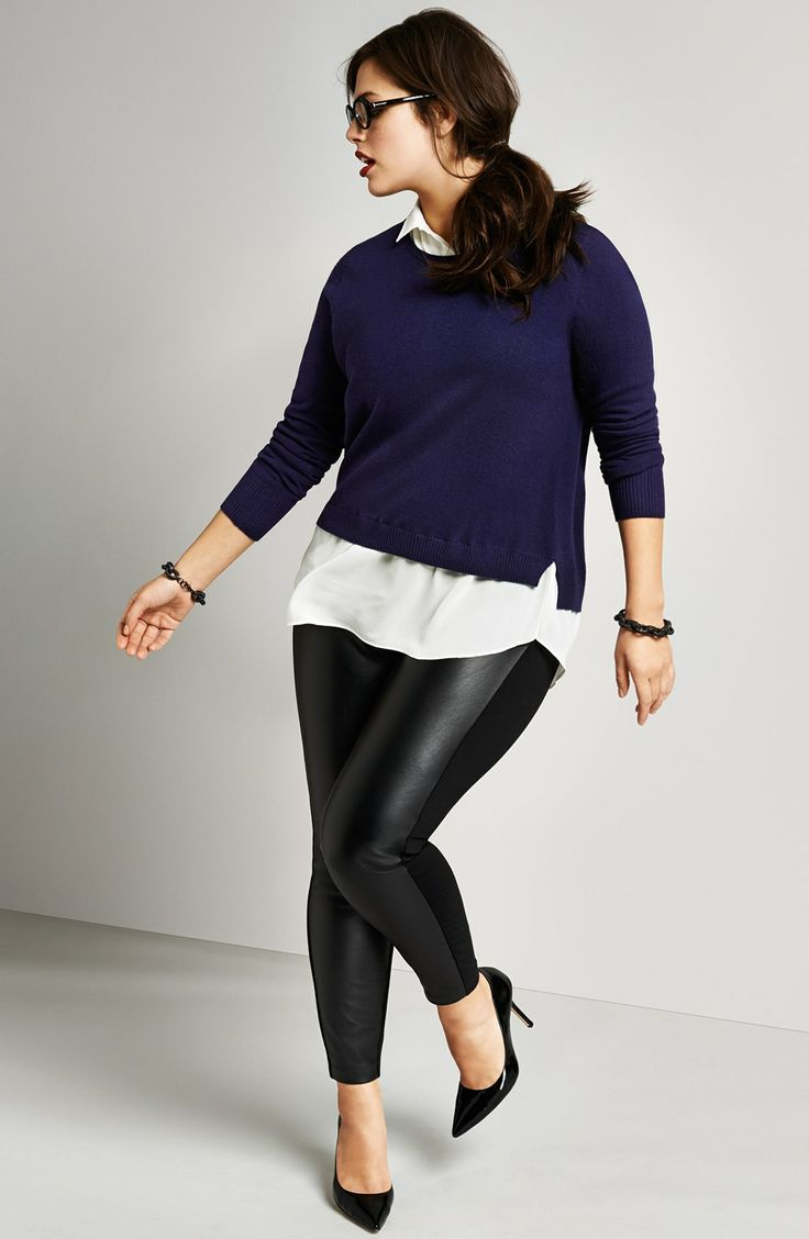 6774356aedb4c Plus size formal and casual wears