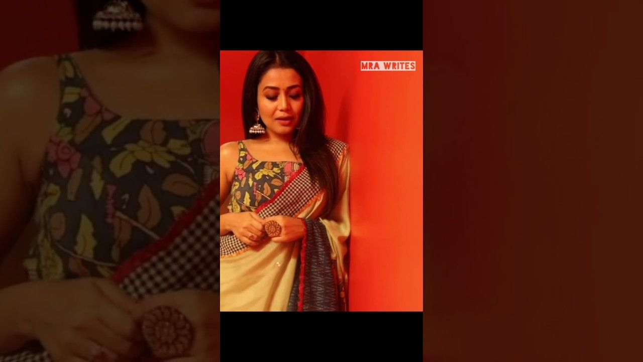 Tera Ghata Neha Kakkar Full Screen Whatsapp Status Neha Kakkar Youtube Sari