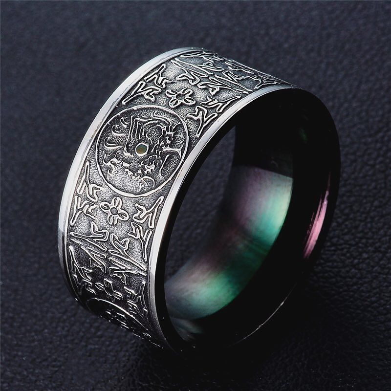 Buy The HOTTEST Gothic Rings Now! Link In Bio goth