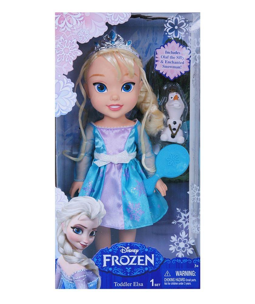 Dolls house at argos co uk your online shop for dolls houses dolls - Buy Disney Frozen Toddler Doll Elsa At Argos Co Uk Your Online Shop