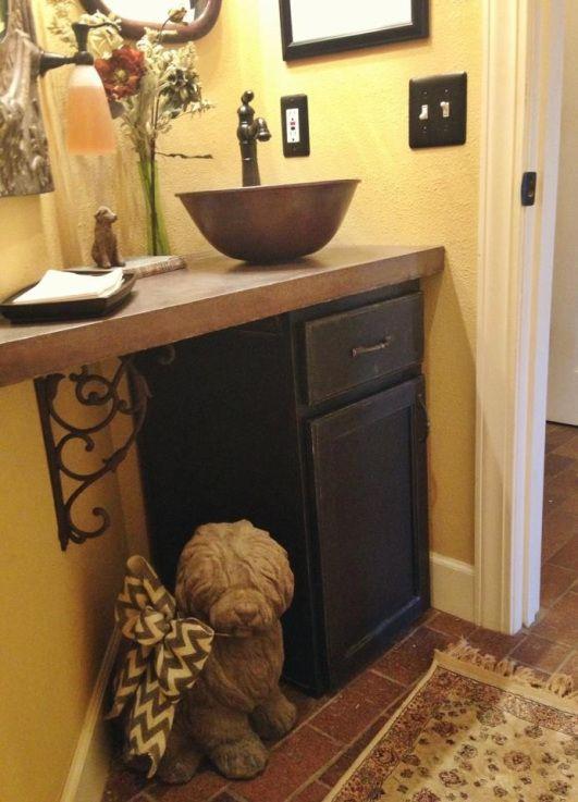 Bathroom Renovations Concrete Vanities And Bathtub Surround