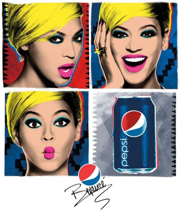 Beyonce by Pepsi