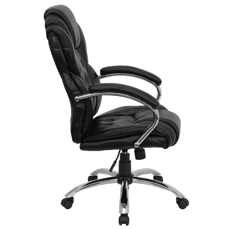Hyperion Office Chair | Black office chair, Transitional ...