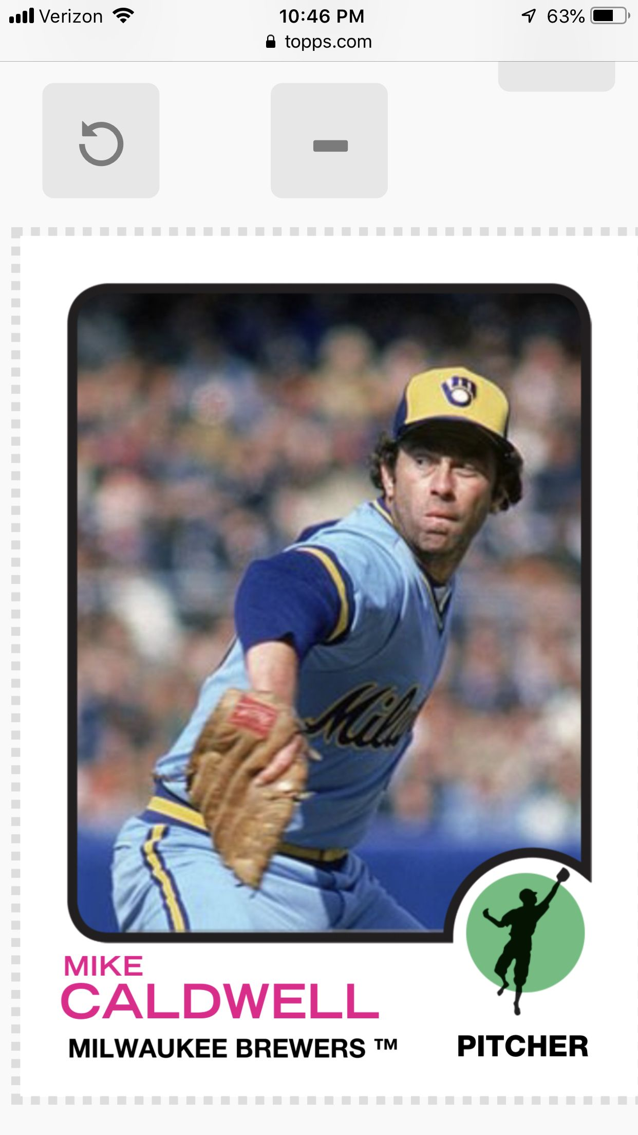 Pin By Dave Mersino On Brewers Road Baseball Cards Milwaukee Brewers Baseball