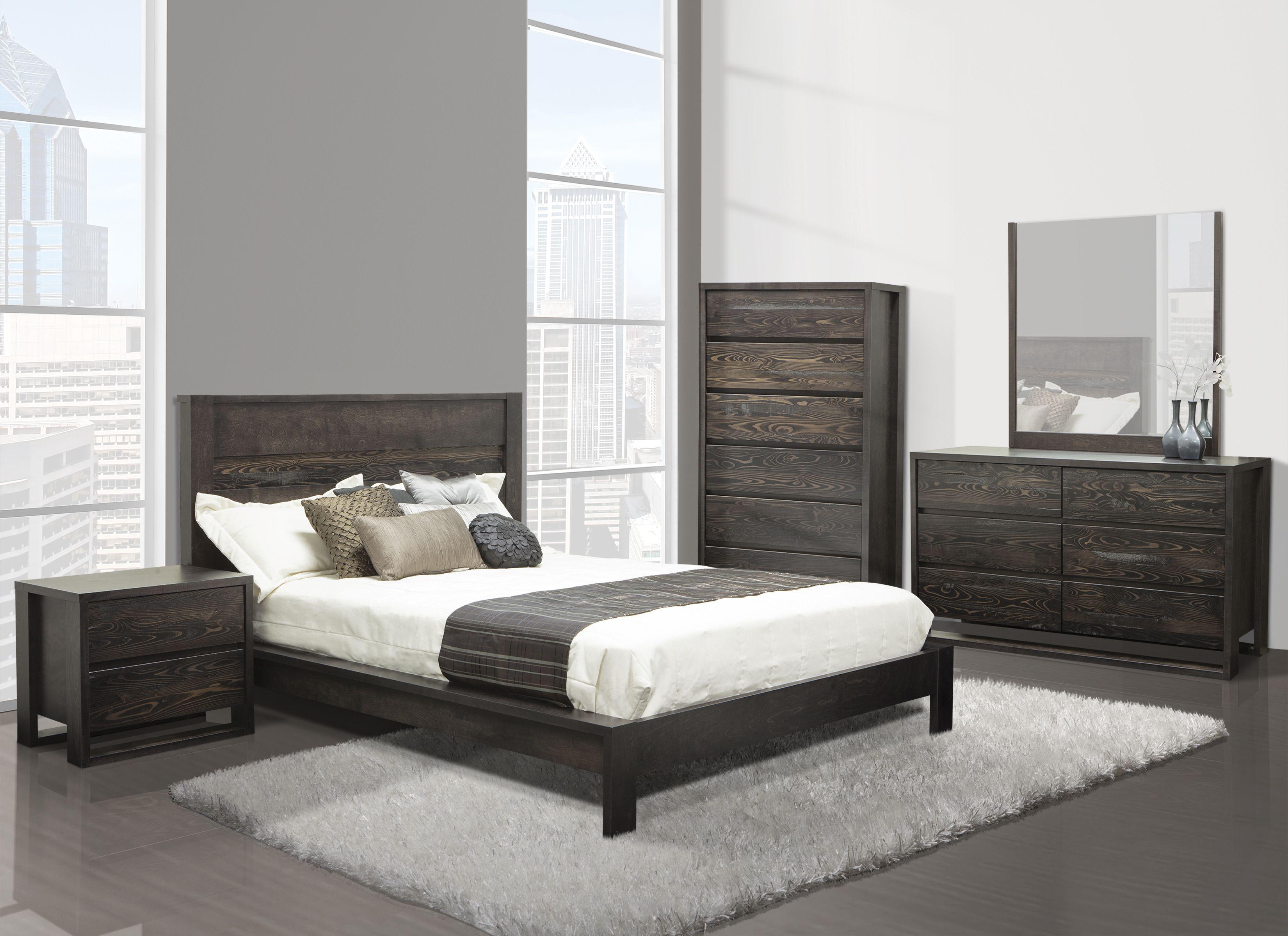 Ensemble De Chambre A Coucher Viebois Produit Quebecois En Meleze Et Merisier Bedroom Furniture Sets Bedroom Furniture Sears Bedroom Furniture