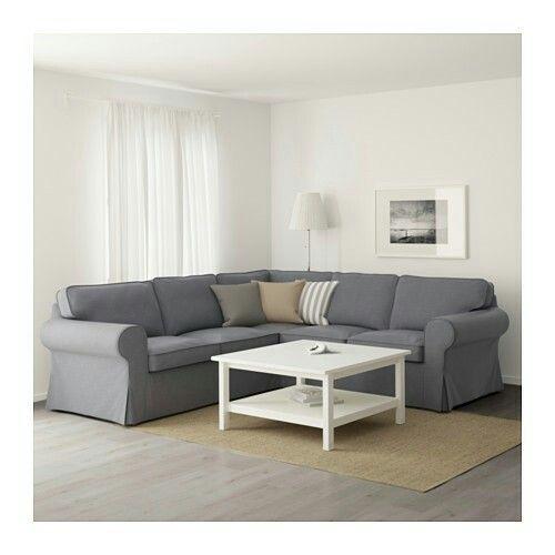 Ikea divano angolare Divano angolare ikea, Salotti