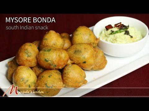 Mysore bonda south indian snack recipe by manjula youtube mysore bonda south indian snack recipe by manjula youtube forumfinder Gallery