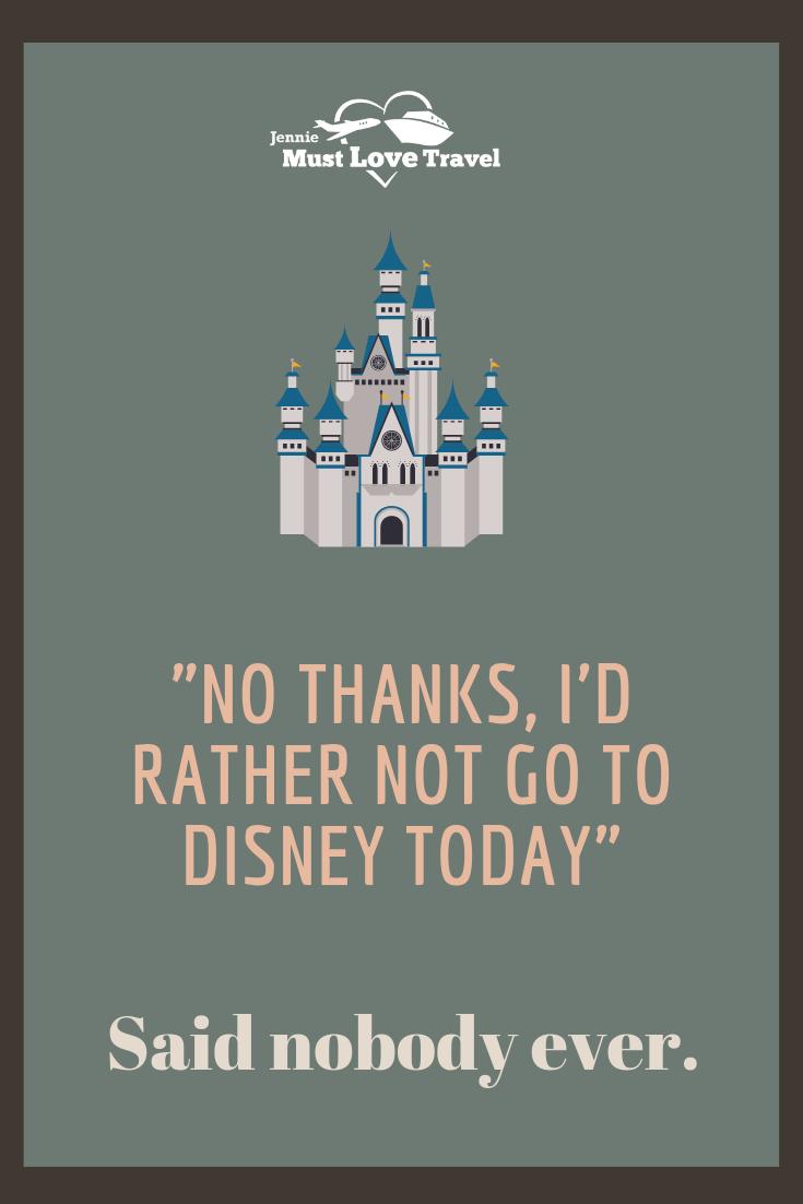 Funny Disney Meme Disneyland Quotes Walt Disney World Vacations Inspirational Quotes Disney