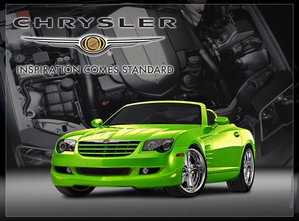 Chrysler Crossfire Custom Body Kit Wallpaper 1 Jpg 1040 768