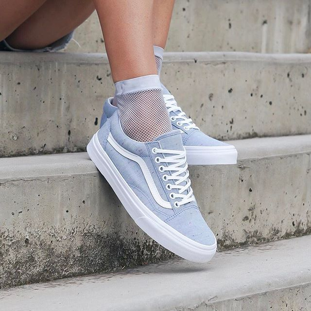 fbd050ef6b9d Honeys! the new  vans Old Skool Speckled Jersey Blue is here   we re in  love Women s US5.5-9.5 available now with free AU shipping  solefiness xx