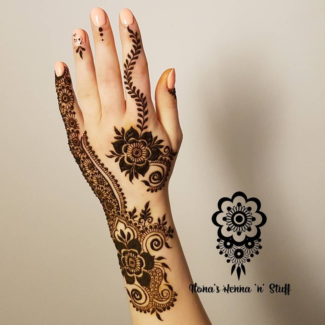 Henna Stain Evolution Throwback Henna 7enna Jagua