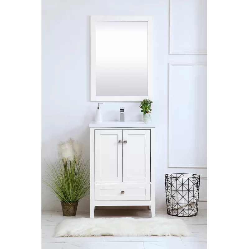 Modena 24 Single Bathroom Vanity Set In 2021 Single Bathroom Vanity Vanity Set Bathroom Vanity