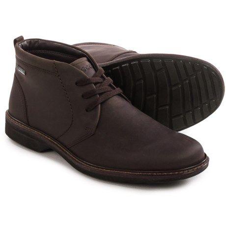 ECCO Turn Gore-Tex® Chukka Boots
