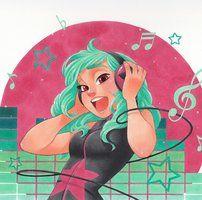 Melody by SAkURA-JOkER