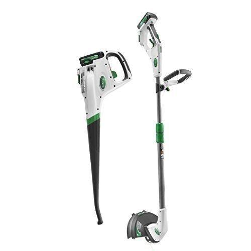 Scotts Sync Lithium Ion Trimmer Blower Combo 20 Volt Garden Tool Set Best Lawn Edger Lawn Edger