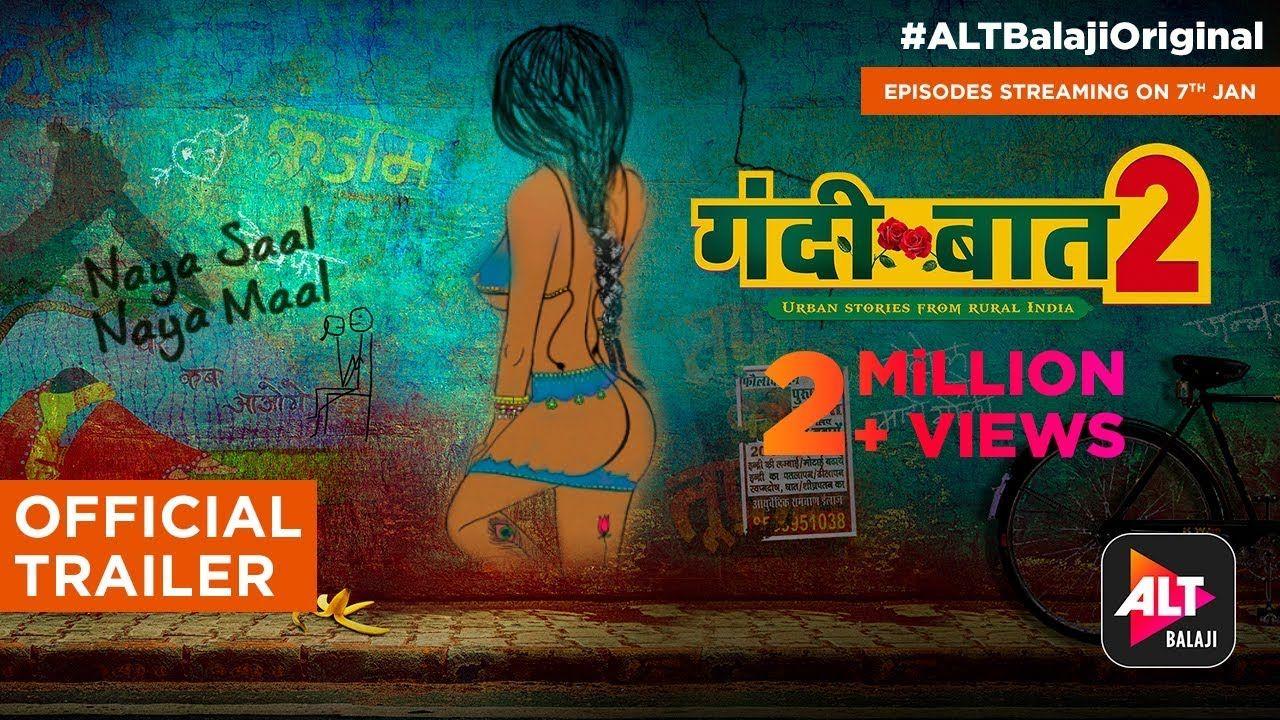 Gandi Baat Trailer Hindi Movies Online Tv Shows Online Watch