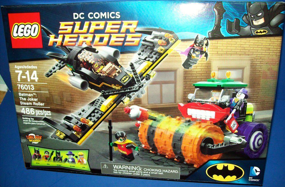 DC COM1CS on Twitter Lego dc, Batman lego sets, Batman sets