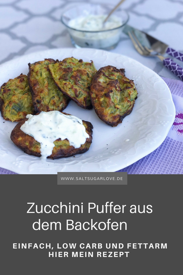 Photo of Zucchini buffer from the oven