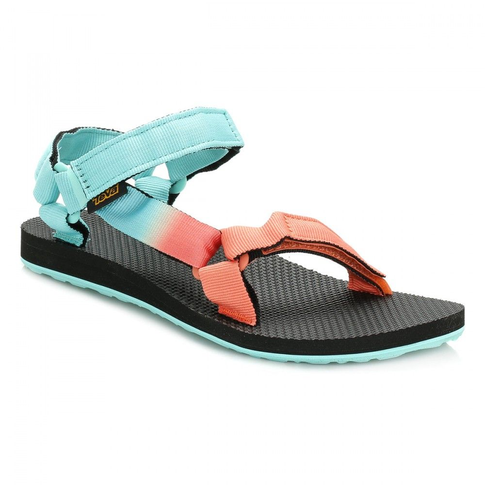 Teva Womens Aqua Original Universal Gradient Sandals