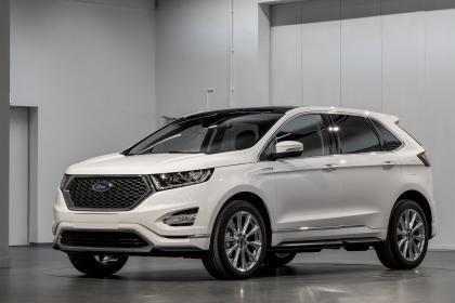 Ford Launches Top Spec Ford Edge Vignale Suv Ford Edge Suv Dream Cars