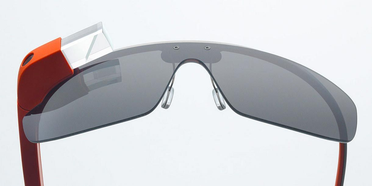 Googles Electronic Eyewear Gets Ok Glass Voice Commands Techno