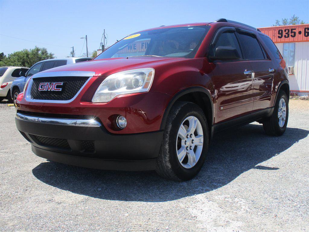2010 Gmc Acadia St Mary Auto Llc 1709 Us Hwy 19 Holiday 34691 Gmc Acadia Auto