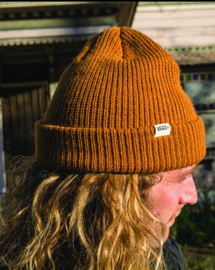 3174163f6d The Vans Core Basics Beanie in new colors for fall.