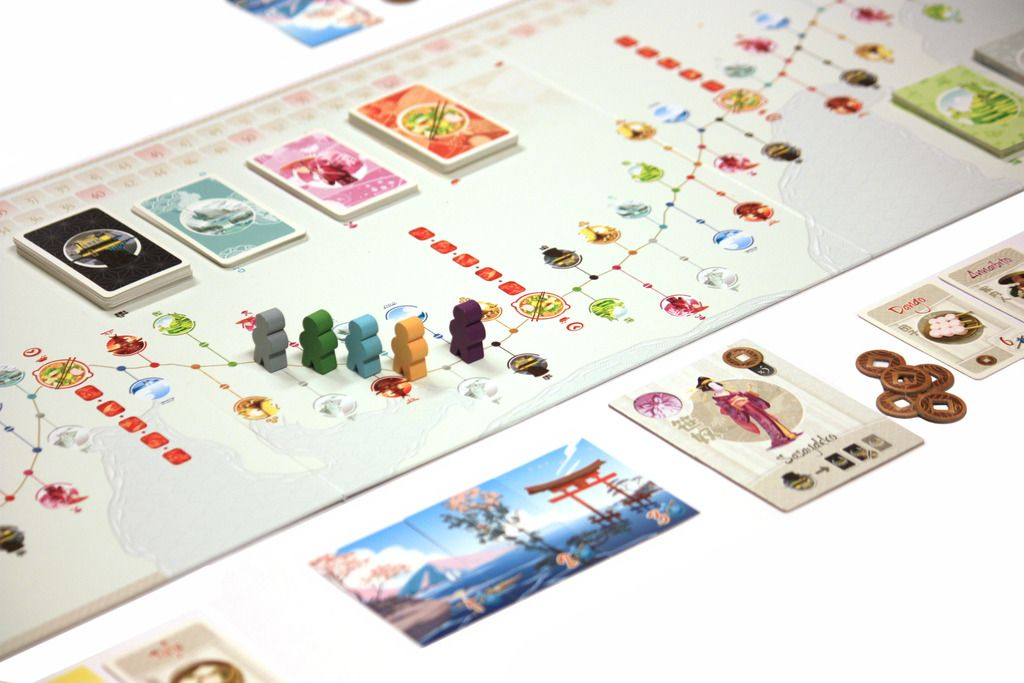 "Tokaido | The Traveler crossing the ""East sea road"""