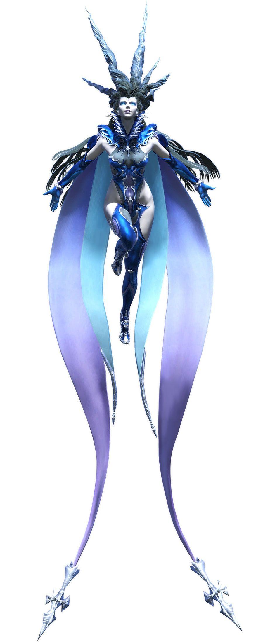 Shiva Render Shiva Final Fantasy Final Fantasy Xiv Final
