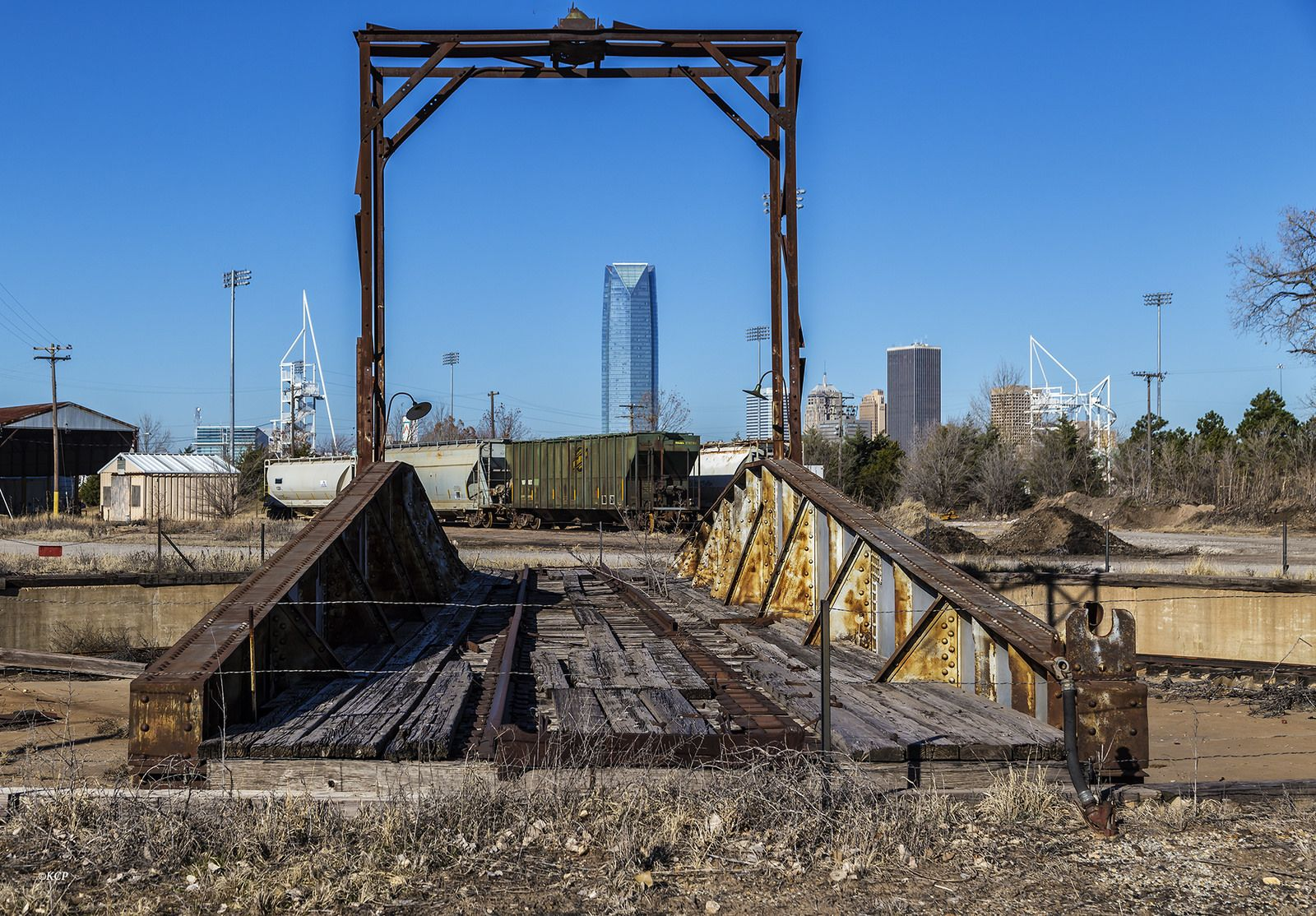 Old Abandoned Railroad Turntable in 2019 | TRAINS