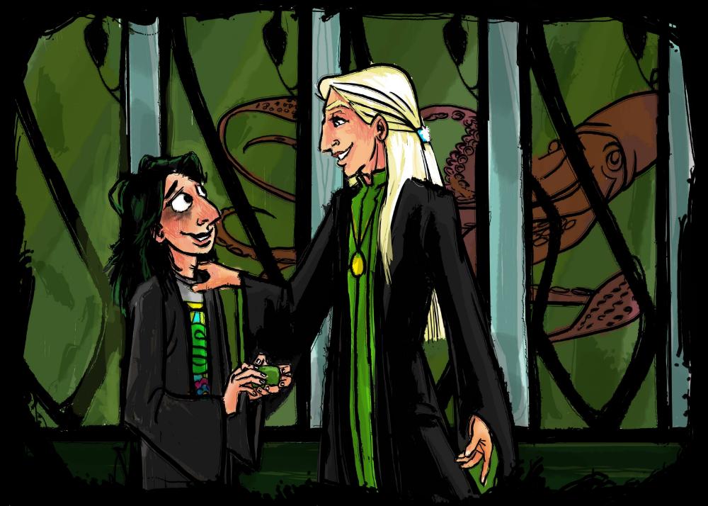Source Imgur Com Fem Harry Harry Potter Severus Snape