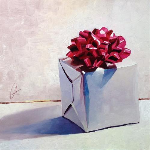"""Sweet September Birthdays"" - Original Fine Art for Sale - © Guenevere Schwien"