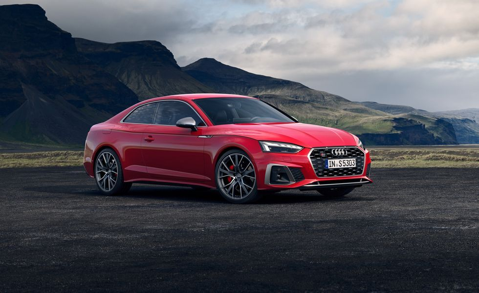 2021 Audi S5 Review Pricing And Specs In 2020 Audi S5 Audi S5 Sportback Audi A5